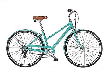 Bianchi Womens Milano Dama City Bike