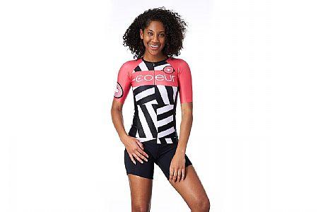 Coeur Sports Womens Courage Aero Tri Top