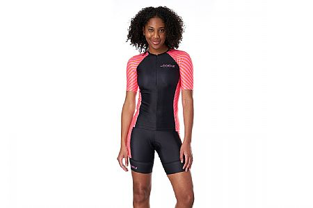 Coeur Sports Womens Lucky Star Aero Tri Top