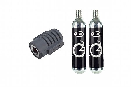 Crank Bros Klic CO2 Inflator and Cartridges