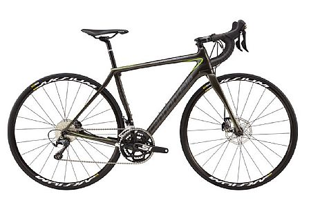 Cannondale 2017 Womens Synapse Carbon Ultegra Disc Road Bike