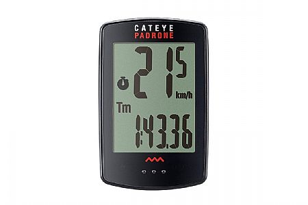 Cat Eye Padrone Cycling Computer CC-PA100W