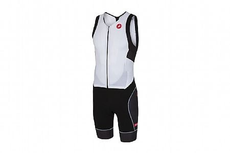 Castelli Mens Free Sanremo Tri Suit Sleeveless