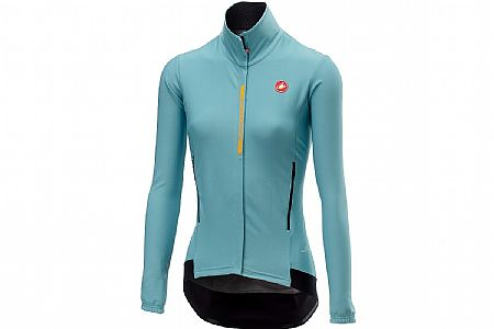 Castelli Womens Perfetto Long Sleeve Rain Jersey