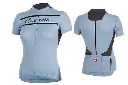 Castelli Womens Promessa Short Sleeve Jersey