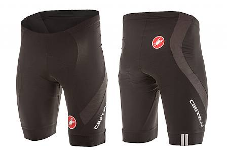 Castelli Mens Endurance X2 Shorts