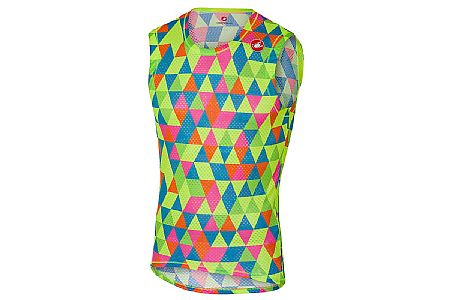 Castelli Mens Pro Mesh Sleeveless Baselayer