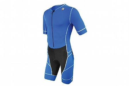 De Soto Mens Mobius Short Sleeve Tri Suit