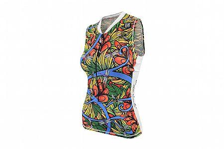 De Soto Womens Skin Cooler Sleeveless Tri Top