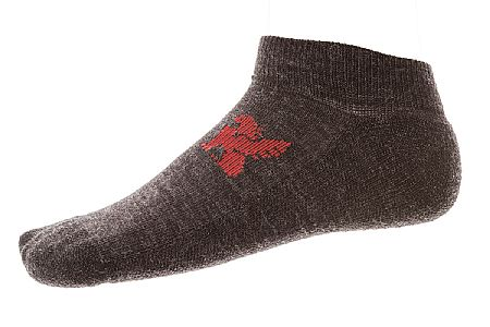 Chrome Ankle Merino Wool Sock