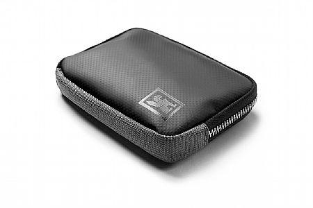 Chrome Zip Wallet