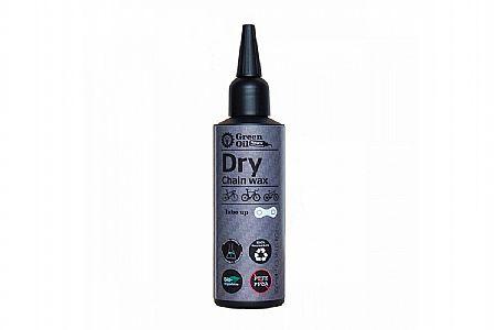Green Oil Dry Chain Wax