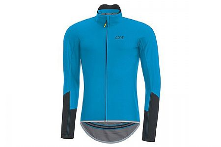 Gore Wear Mens C5 Gore Windstopper Long Sleeve Jersey