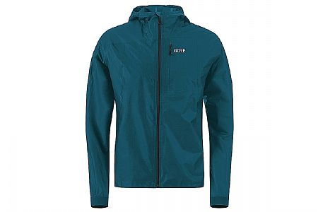 Gore Wear Mens R7 Gore-Tex Shakedry Hooded Run Jacket