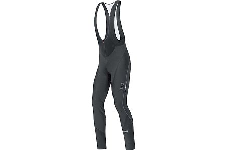 Gore Wear Mens Oxygen Windstopper SO Bibtights+