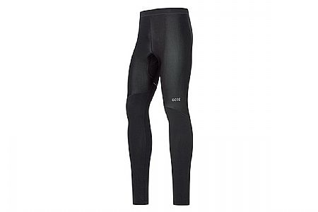 Gore Wear Mens R3 Partial Windstopper Run Tights