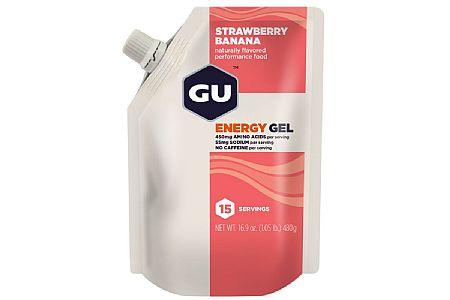 GU Energy Gel (15 Servings)