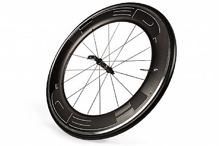 HED Jet 9 Plus Clincher Front Wheel