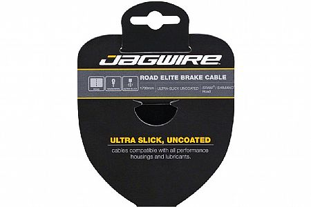 Jagwire Elite Ultra-Slick Brake Cable Stainless Road