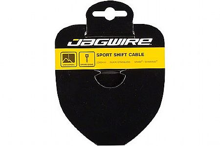 Jagwire Slick Stainless Tandem Derailleur Cable SRAM/Shima