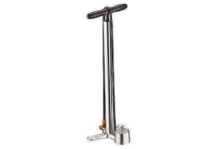 Lezyne Alloy Overdrive Floor Pump With ABS-2