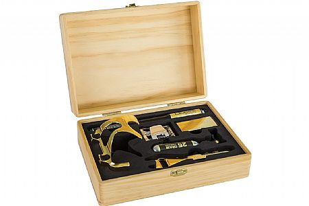Lezyne 18K Gold Special Edition Kit