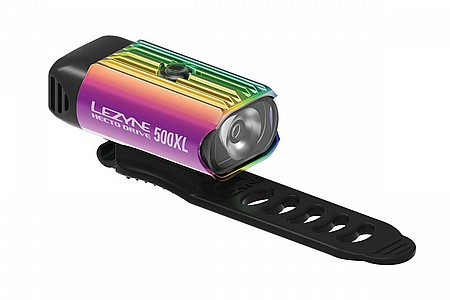 Lezyne Hecto Drive 500XL Neo Metallic Front Light