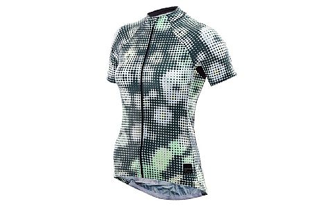 Machines For Freedom Womens Thrive Print Jersey