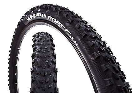 "Michelin Force AM Tubeless Ready 26"" Tire"