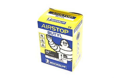 "Michelin C4 Airstop 26"" Tube"
