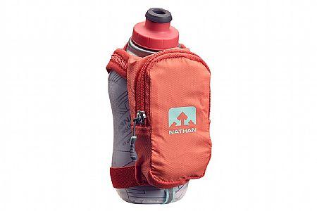 Nathan Speedshot Plus Insulated 12oz Handheld Flask