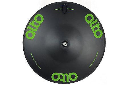 Alto Cycling CC311 Ceramic Speed Carbon Clincher Rear Wheel