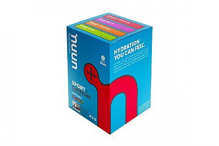 Nuun SPORT + Caffeine Mixed 4-Pack