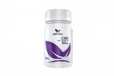 Medterra CBD Gel Capsules (Bottle of 30)