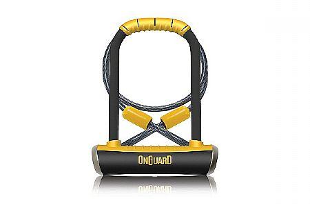 OnGuard Pitbull DT U-Lock w 4 Cable