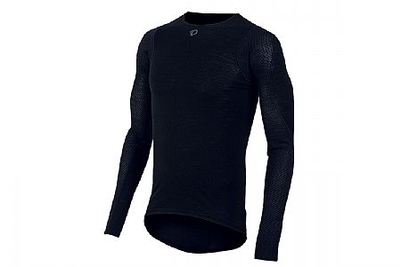Pearl Izumi Mens Transfer Wool LS Cycling Baselayer