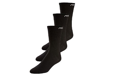 Pearl Izumi Mens Attack Tall Sock 3-Pack