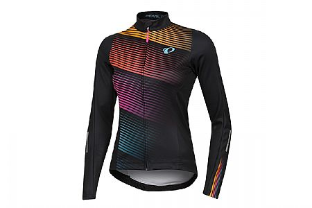 Pearl Izumi Womens Elite Pursuit Thermal Graphic Jersey