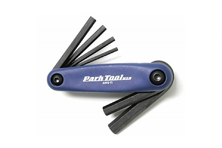 Park Tool AWS-11 Folding Hex Set