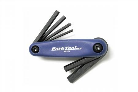 Park Tool AWS-11 Folding Hex Set