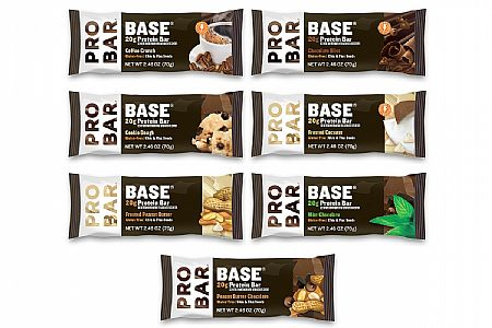 PROBAR Base Bar Variety Pack (Box of 12)