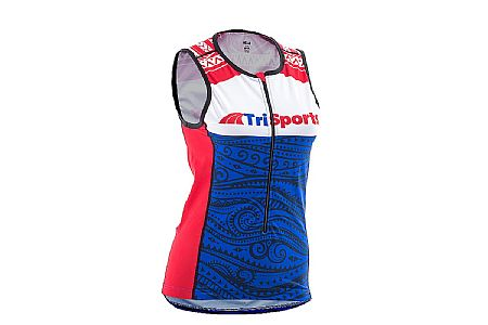 ProCorsa Womens TriSports Tri Top