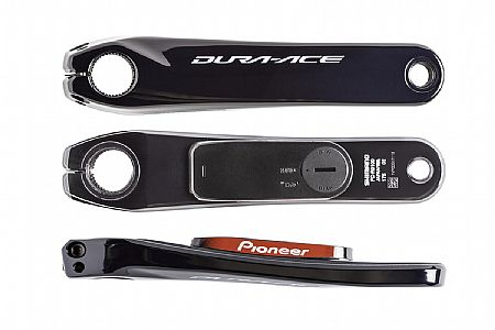 Pioneer Shimano R9100 Left Leg Power Meter Crank Arm