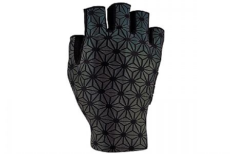 Supacaz SupaG Oil Slick Reflective Short Glove