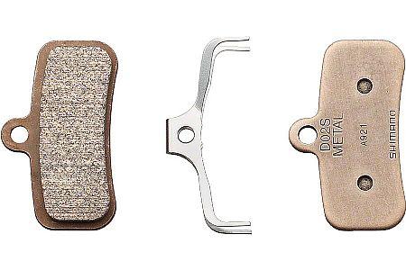 Shimano D02S Metal Disc Brake Pads