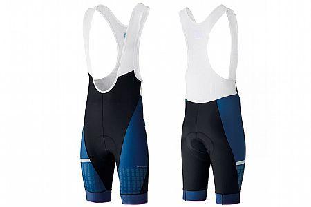 Shimano Mens Breakaway Bib Shorts