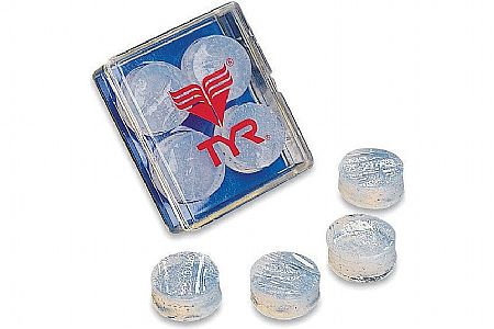 TYR Sport Soft Silicone Ear Plugs