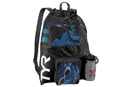 TYR Sport Big Mesh Mummy Backpack