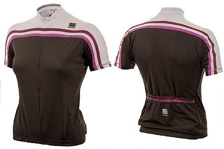 Sportful Womens Allure Short Sleeve Jersey