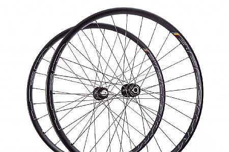 Sugar Wheel Works HED Belgium Plus Disc White Industries Wheelset
